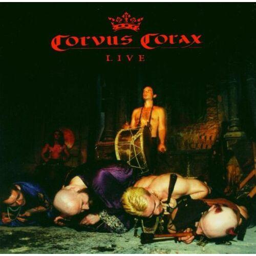 Corvus Corax - Live auf dem Wäscherschloss - Preis vom 13.06.2021 04:45:58 h