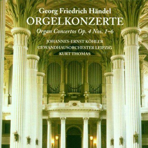 Köhler - Orgelkonzerte - Preis vom 13.06.2021 04:45:58 h