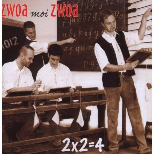Zwoa Moi Zwoa - 2 X 2 = 4 - Preis vom 17.06.2021 04:48:08 h