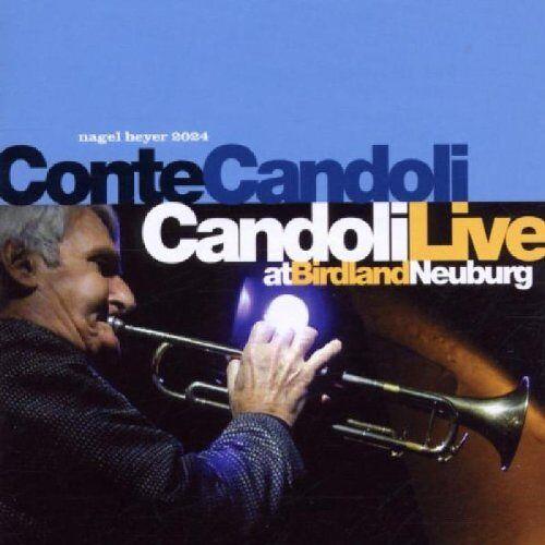 Conte Candoli - Candoli Live - Preis vom 22.06.2021 04:48:15 h