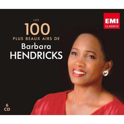 Barbara Hendricks - 100 Best Barbara Hendricks - Preis vom 16.06.2021 04:47:02 h