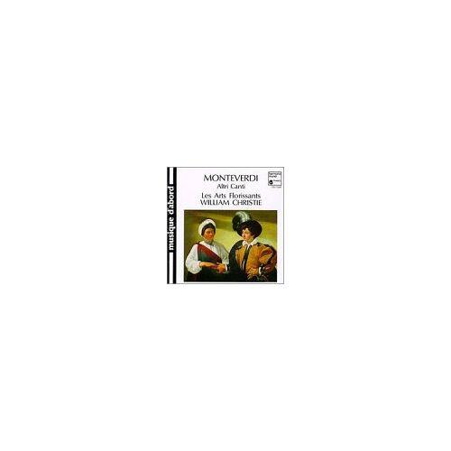 Les Arts Florissants - Monteverdi: Madrigale Florissan - Preis vom 21.06.2021 04:48:19 h