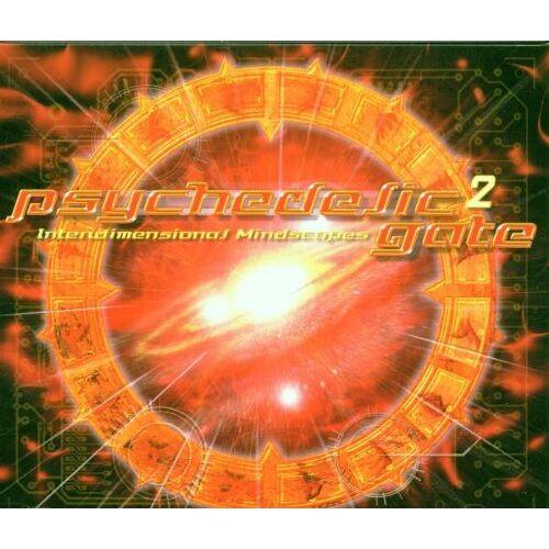 Various - Psychedelic Gate II - Preis vom 15.10.2021 04:56:39 h