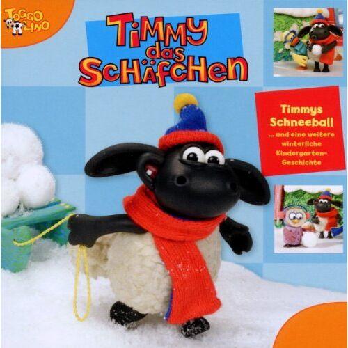 Timmy, das Schäfchen - Geschichtenzeit 03/Timmys Schneeball - Preis vom 20.06.2021 04:47:58 h