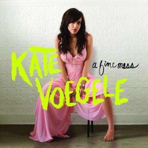 Kate Voegele - A Fine Mess - Preis vom 15.09.2021 04:53:31 h
