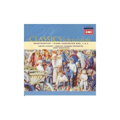 Dimitri Alexeev - Piano Concertos 1&2 - Preis vom 16.06.2021 04:47:02 h