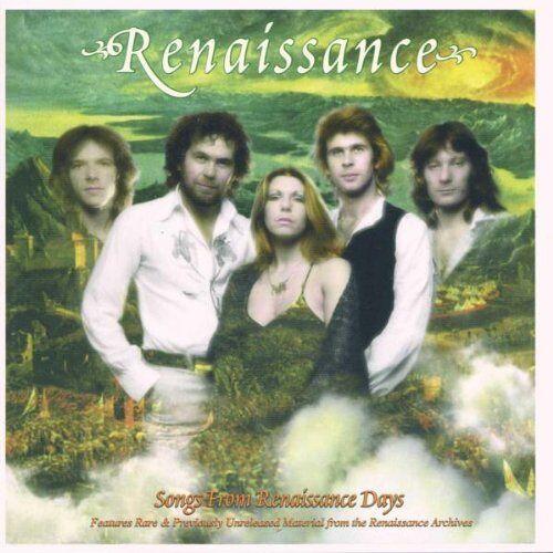Renaissance - Songs From Renaissance Days - Preis vom 03.08.2021 04:50:31 h