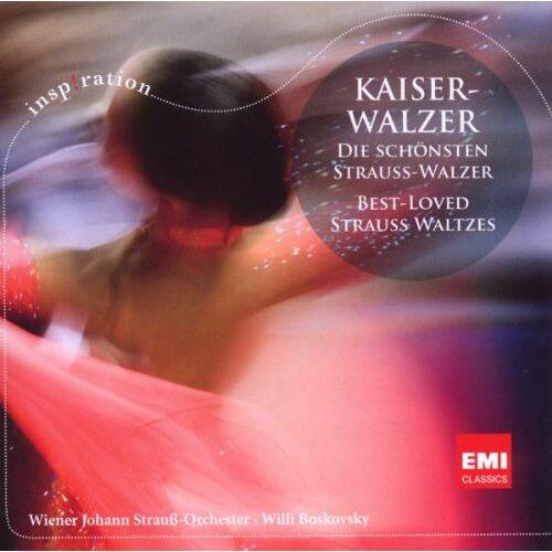 Willi Boskovsky - Kaiserwalzer - Preis vom 13.06.2021 04:45:58 h
