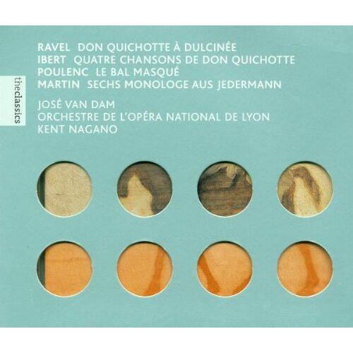 DAM 6 Monologe/Maskenball/Don Quic - Preis vom 13.06.2021 04:45:58 h
