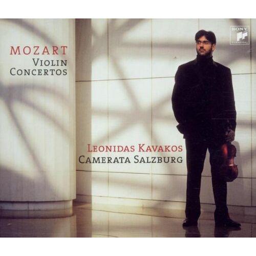 Leonidas Kavakos - Violin Concertos - Preis vom 14.06.2021 04:47:09 h