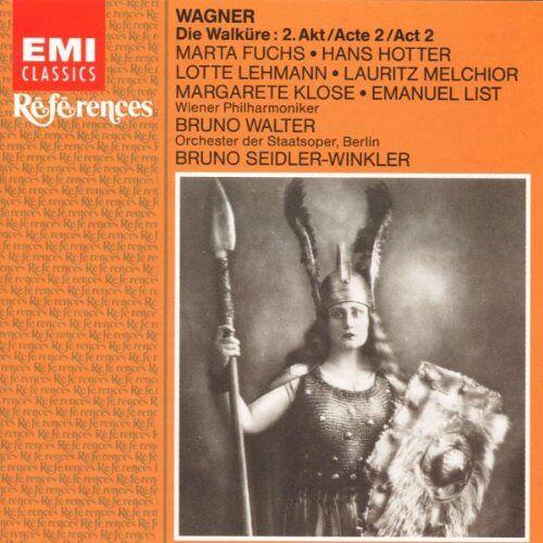Melchior - Die Walküre: 2.Akt - Preis vom 18.10.2021 04:54:15 h