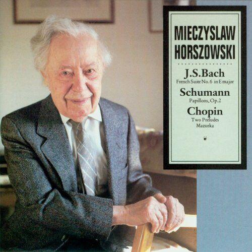 Mieczysla Horszowski - Plays Bach/Schumann/Chopin - Preis vom 19.10.2021 04:53:51 h