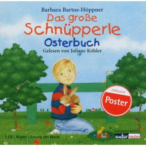 - D.Grosse Schnüpperle Osterbuch - Preis vom 12.06.2021 04:48:00 h
