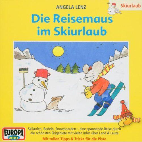 Angela Lenz - 06/Die Reisemaus Im Skiurlaub - Preis vom 17.06.2021 04:48:08 h