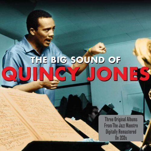 Quincy Jones - The Big Sound of Quincy Jones - Preis vom 19.06.2021 04:48:54 h