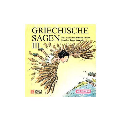 - Griechische Sagen 3 - Preis vom 30.07.2021 04:46:10 h