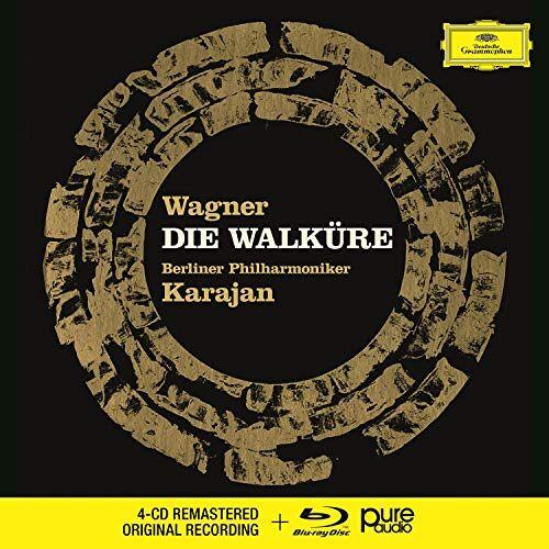 Karajan - Die Walküre (Blu-ray Audio) - Preis vom 18.10.2021 04:54:15 h
