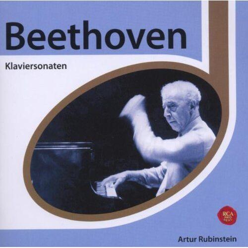 Artur Rubinstein - Klaviersonaten 8,14,23,26 - Preis vom 11.06.2021 04:46:58 h