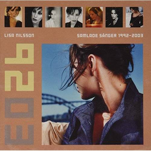 Lisa Nilsson - Samlade Sanger 92-03 - Preis vom 17.06.2021 04:48:08 h