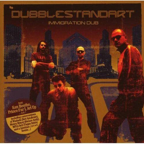 Dubblestandart - Immigration Dub - Preis vom 11.06.2021 04:46:58 h