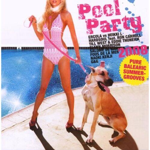 Various - Pool Party 2008 - Preis vom 22.06.2021 04:48:15 h