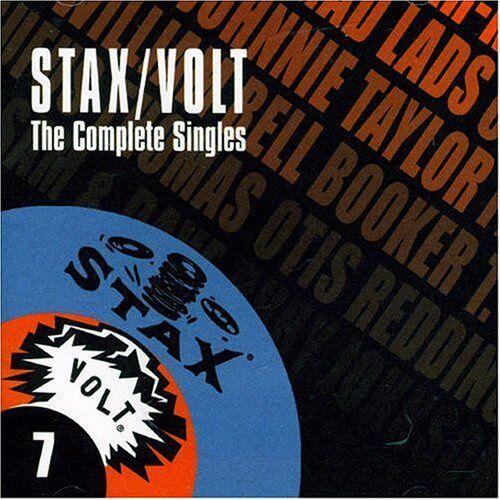 Complete Stax - Vol.7-Complete Stax/Volt Singl - Preis vom 16.05.2021 04:43:40 h