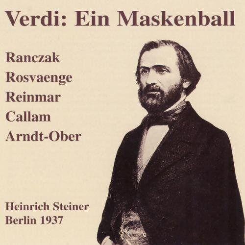 Steiner - Ein Maskenball - Preis vom 13.06.2021 04:45:58 h