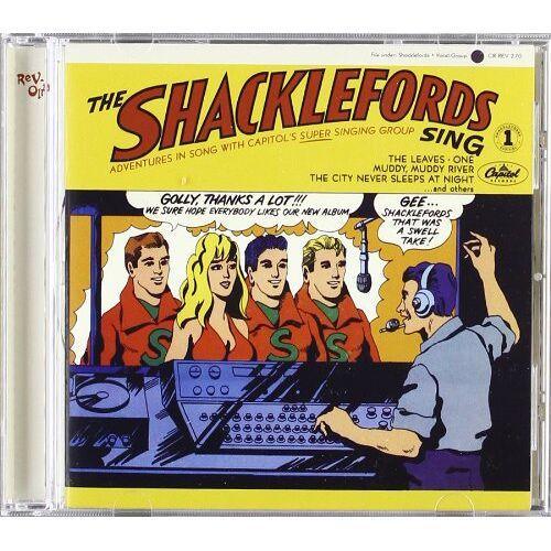 Shacklefords - Shacklefords Sing - Preis vom 17.06.2021 04:48:08 h