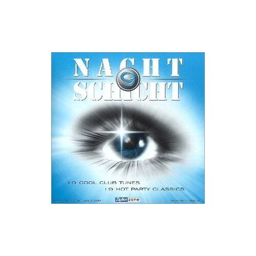 Various - Nachtschicht Vol.9 - Preis vom 14.06.2021 04:47:09 h