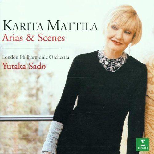 Mattila - Arias & Scenes - Preis vom 16.06.2021 04:47:02 h
