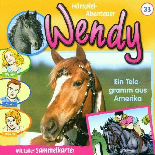 Wendy - Ein Telegramm aus Amerika - Preis vom 21.06.2021 04:48:19 h