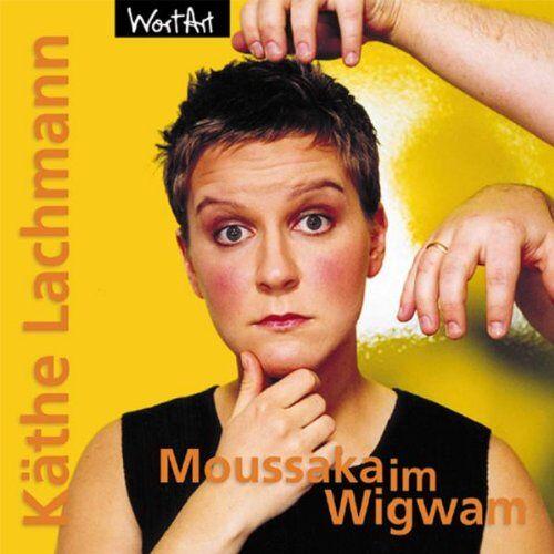 Käthe Lachmann - Moussaka im Wigwam - Preis vom 12.09.2021 04:56:52 h