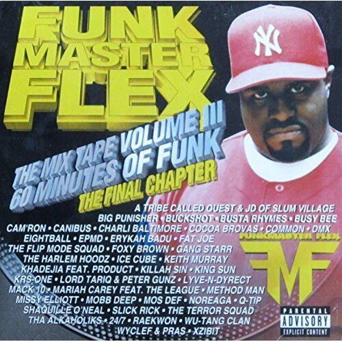 Funkmaster Flex - The Mix Tape Vol.3-60 M - Preis vom 09.06.2021 04:47:15 h