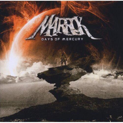 Marrok - Days of Mercury - Preis vom 23.07.2021 04:48:01 h