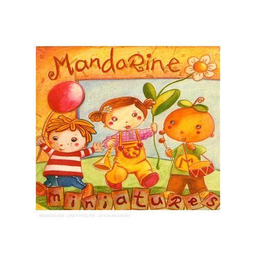 Mandarine - Mandarine Miniatures - Preis vom 28.07.2021 04:47:08 h