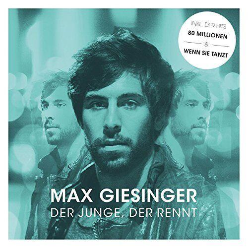 Max Giesinger - Der Junge,der rennt - Preis vom 11.06.2021 04:46:58 h