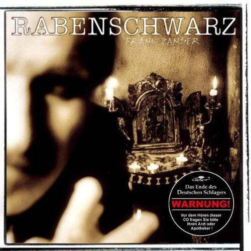 Frank Zander - Rabenschwarz - Preis vom 14.06.2021 04:47:09 h