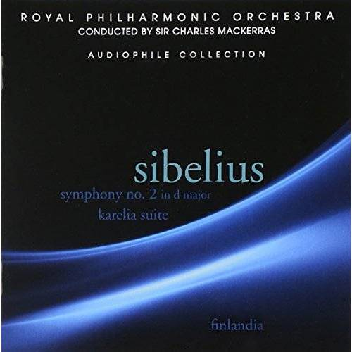 J. Sibelius - Symphony No 2/Karelia Suite - Preis vom 09.06.2021 04:47:15 h