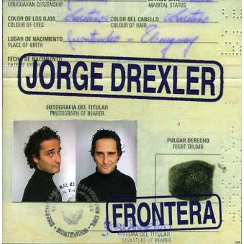 Jorge Drexler - Frontera - Preis vom 18.06.2021 04:47:54 h