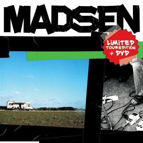 Madsen - Madsen (Tour Edition CD+DVD) - Preis vom 19.06.2021 04:48:54 h