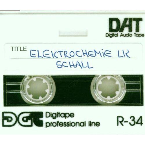 Elektrochemie Lk - Schall - Preis vom 17.05.2021 04:44:08 h