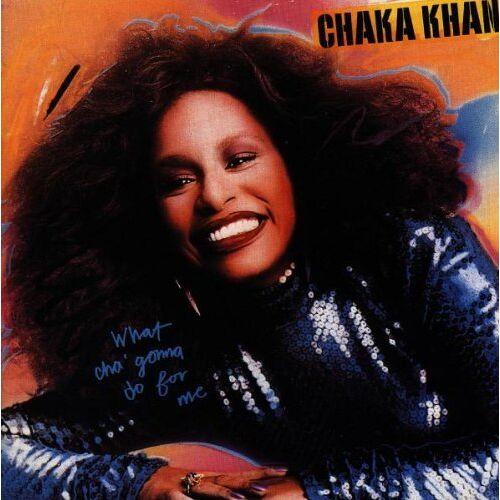 Chaka Khan - Whatcha Gonna Do - Preis vom 15.06.2021 04:47:52 h
