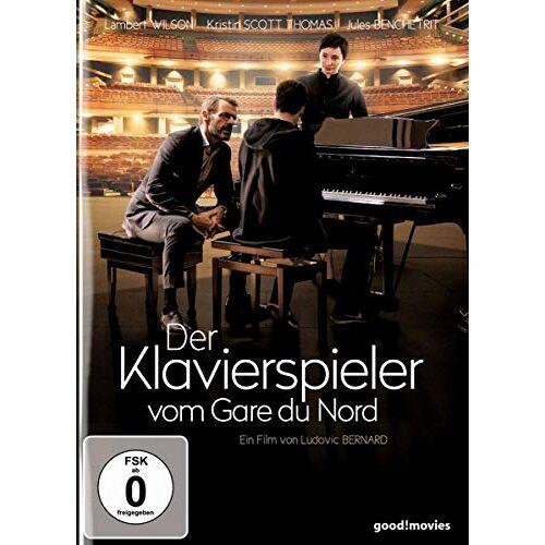Lambert Wilson - Der Klavierspieler vom Gare du Nord - Preis vom 19.06.2021 04:48:54 h