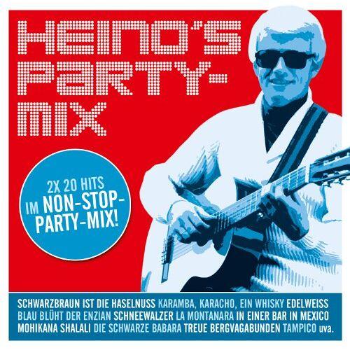 Heino - Heino's Party-Mix - Preis vom 16.05.2021 04:43:40 h