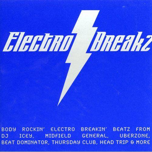 Electro Breakz - Vol.1-Electro Breakz - Preis vom 18.06.2021 04:47:54 h