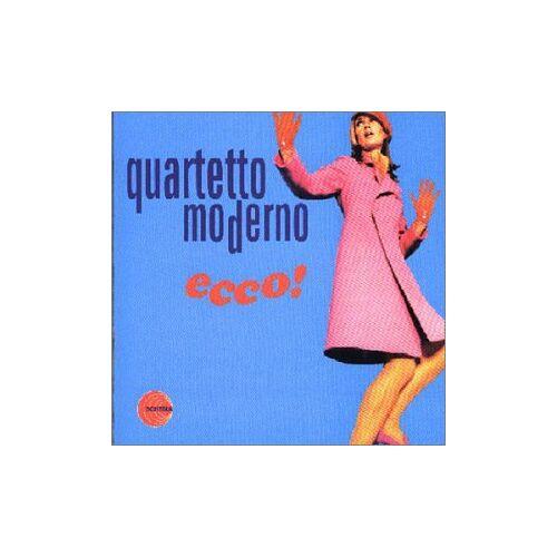 Quartetto Moderno - Ecco! - Preis vom 09.06.2021 04:47:15 h