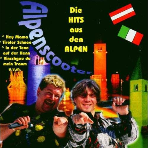 Alpenscooter - Die Hits aus Den Alpen - Preis vom 14.06.2021 04:47:09 h