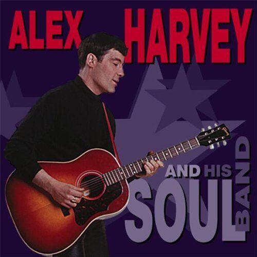 Alex Harvey - Alex Harvey & His Soulband - Preis vom 11.06.2021 04:46:58 h