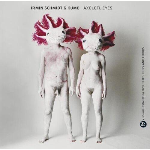 Schmidt, Irmin & Kumo - Axolotl Eyes - Preis vom 18.06.2021 04:47:54 h