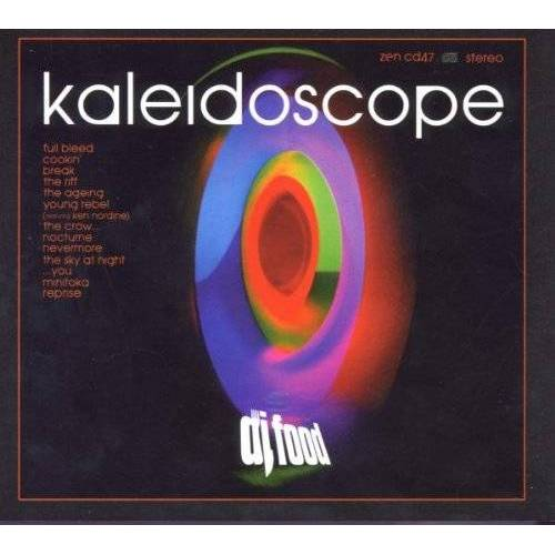 DJ Food - Kaleidoscope - Preis vom 13.10.2021 04:51:42 h